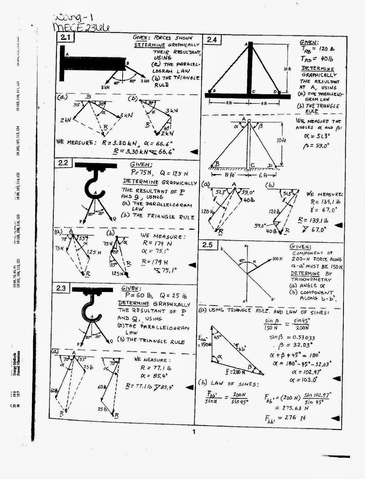 Libros Para Ingenieros Descargar Solucionario De Mecanica